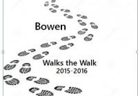 Walks the Walk Logo
